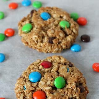 Monster Cookies {Gluten-free}