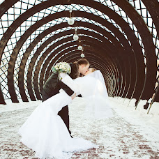 Wedding photographer Ekaterina Nikolaeva (eknikolaeva). Photo of 17.04.2013