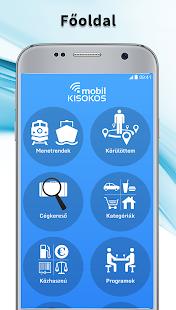 Mobil Kisokos - náhled