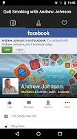 Screenshot of Quit Smoking - Andrew Johnson