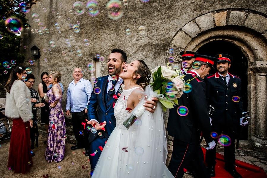 Wedding photographer Andreu Doz (andreudozphotog). Photo of 25.08.2019