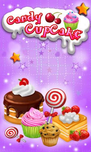 Candy Cupcake Food