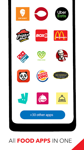 All in One Food Delivery App | Order Food Online 1.4.6.7 screenshots 1
