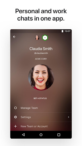 Wire u2022 Secure Messenger  screenshots 5