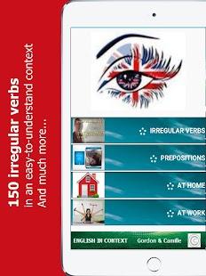 Learn English in context- screenshot thumbnail