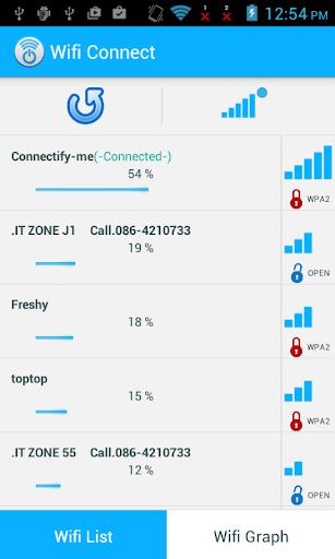 無線連接的應用程序