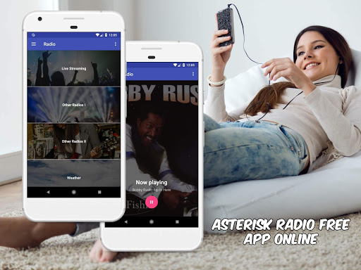 Asterisk Radio Free App Online 1.1.0 screenshots 2
