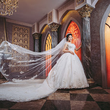 Wedding photographer Den Arina (DanArina). Photo of 28.04.2018