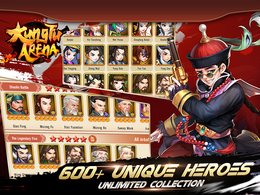 Kungfu Arena - Legends Reborn 1.0.6 gameplay | by HackJr.Pw 18