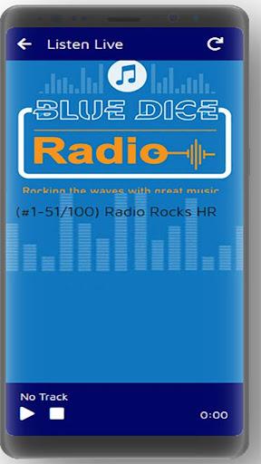 Blue Dice Radio screenshot 1
