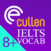 Cullen IELTS 8+ Vocab 1.0.1