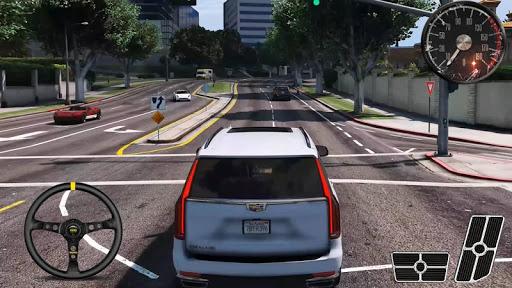 Parking Series Cadillac - Escalade SUV Simulator android2mod screenshots 3