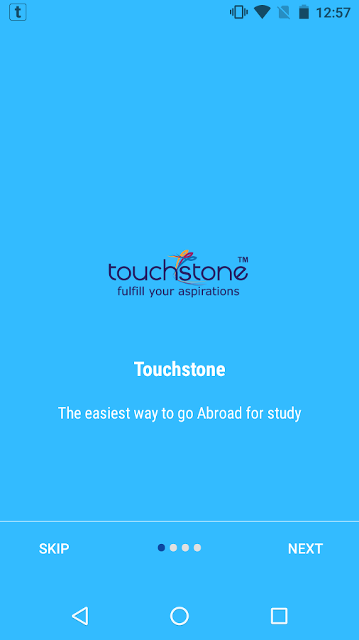 IELTS Touchstone ESOL- screenshot
