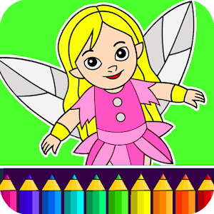 Girls Coloring Game for PC and MAC