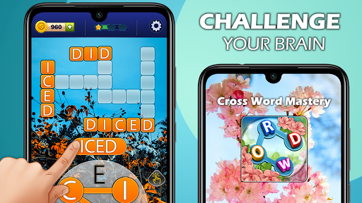 CrossWord Puzzle - Free Online Word Games & Chat  screenshots 8