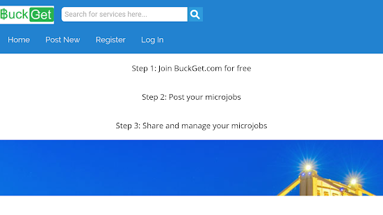 BuckGet - Make money online- screenshot thumbnail