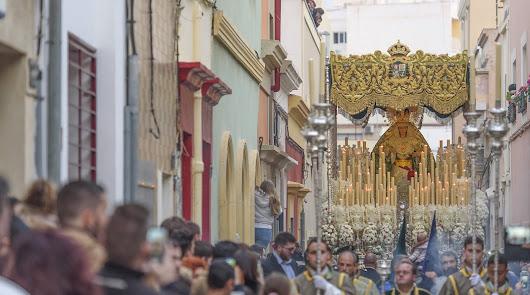 Miércoles Santo: todo lo que tienes que saber de la Macarena de Almería