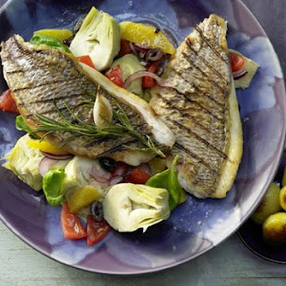 Sea Bream.