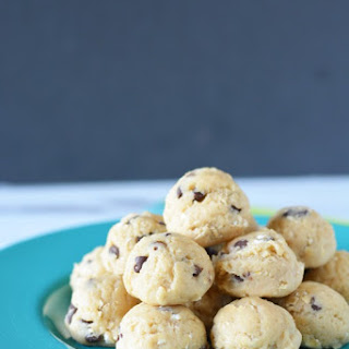 Chocolate Chip Cookie Balls Recipes
