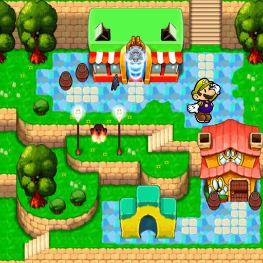 Luigi Adventure Super Runner