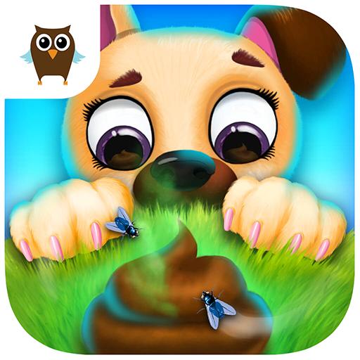 Kiki & Fifi Pet Friends - Furry Kitty & Puppy Care (game)