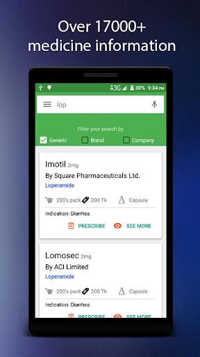 Drugbook - All Medicine Guide 1.29 screenshots 3