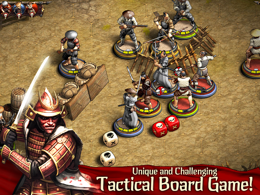 Warbands: Bushido - Tactical Miniatures Board Game 0.231 screenshots 7