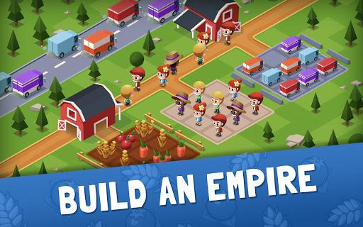 Idle Farm Tycoon - Merge Simulator 0.8 screenshots 10