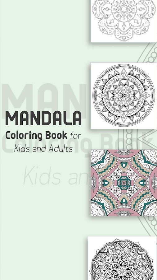Mandala Patterns Coloring Book - Android Apps on Google Play