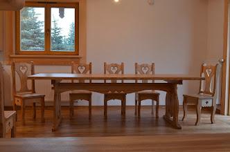 Photo: Krzesło Krzesła góralskie