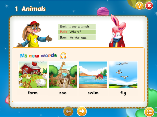 Bunny Science 1 1.0.1 screenshots 8