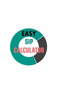 Easy SIP Calculator - náhled