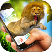 App Lion in Phone Prank APK for Windows Phone
