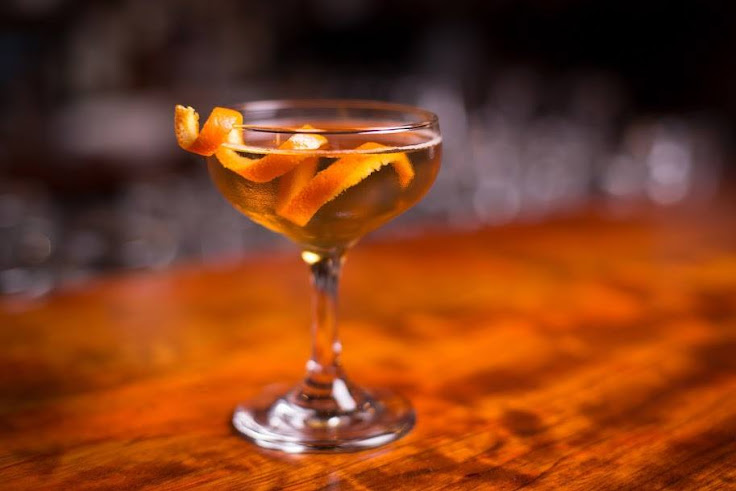 An Old Fashioned with a twist.