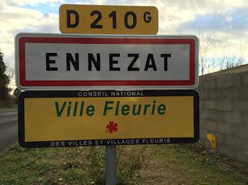 terrain à Ennezat (63)