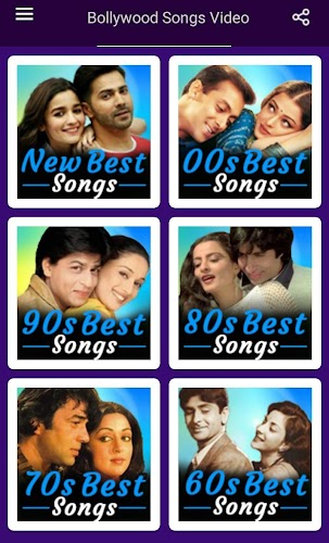 Download Bollywood Songs Video APK latest version App by