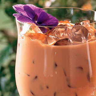 Iced Coffee Latte.