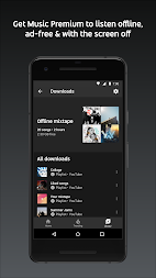 YouTube Music APK screenshot thumbnail 5