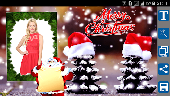 Christmas Frames - Apps on Google Play
