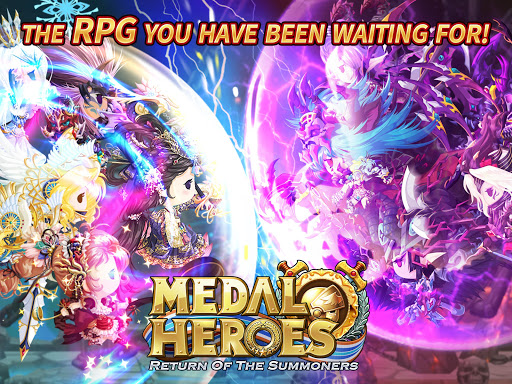 Medal Heroes : Return of the Summoners 2.2.2 screenshots 6