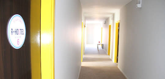 R+ Hostel