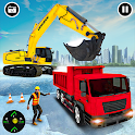 Forklift City Construction Simulator icon
