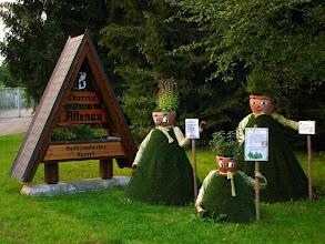 """Photo: Górskie Altenau """"przyjazne"""" turystom, tak jak i inne miejscowości."""