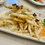 57. Deep Fried Silver Fish with Spicy Salt 椒鹽白飯魚