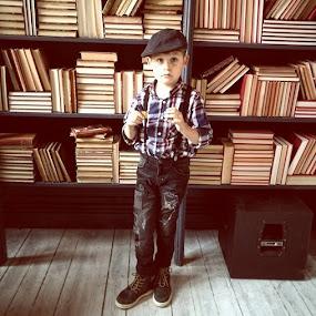 Skägg-mässa✌ by Walle Grevik - Babies & Children Child Portraits