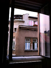 Photo: View from our apartment window.  Sarajevo.