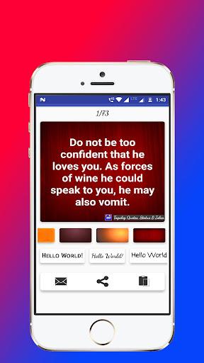 Tagalog, Hugot, Pinoy & Bisaya Love Quotes Editor - Apps on