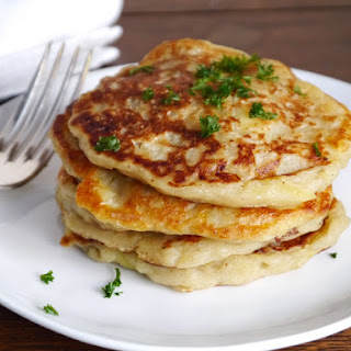 Boxty or Traditional Irish Potato (Pan)cakes