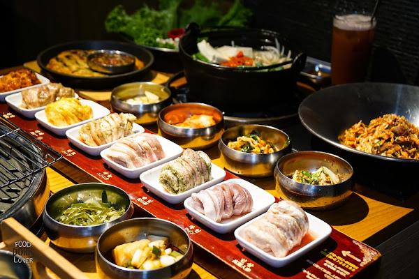 八色烤肉-東區美食餐廳-八種口味一次滿足一X韓國知名燒烤來台開分店