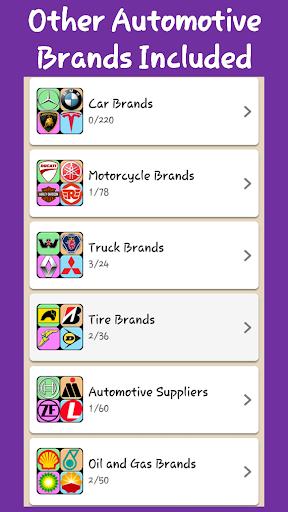 Best Car Brands Logo Quiz HD: Guess Car Symbols 0.8 screenshots 4